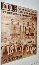 BUT ET CLUB N°242 1950 CYCLISME BIDOT FOOTBALL COUPE DU MONDE WIMBLEDON PATTY