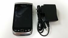 BlackBerry Torch 9810 - 8GB - Zinc Grey (AT&T) Smartphone Clean IMEI / ESN