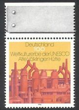 Germany 1996 UNESCO/Heritage/Steel/Iron/Industry/Furnace/Architecture 1v n34220