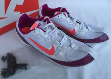 new Nike Zoom Rival MD Sprint 383823-100 Track Spikes Running Shoes Men's 11 Run