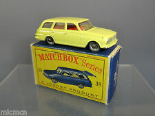 MATCHBOX  LESNEY MODEL NO.38b VAUXHALL VICTOR ESTATE    VN  MIB