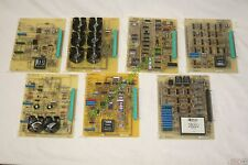 LOT 7 GENERAL ELECTRIC  511L460AY-25 511L460AXG-3 + POS7 POS8 PCB CIRCUIT BOARD