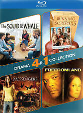 The Squid and the Whale/Running w/Scissors/The Messengers/Freedomland (Blu-ray)
