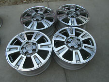 "20"" TOYOTA TUNDRA FACTORY WHEELS RIMS SEQUOIA"
