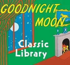 Goodnight Moon Classic Library: Contains Goodnight Moon, The Runaway Bunny, and