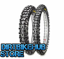 Maxxis MotoCross PRO Tyres PAIR - 100/90-19 + 80/100-21 Combo MX YZF250 YZF 250