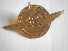 YUGOSLAVIA SERBIA VINTAGE BUS DRIVER BADGE FOR HAT CAP,PIN,AUTOBUS TRANSPORT
