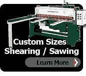 Custom Cutting or Shearing for Ebay Purchase