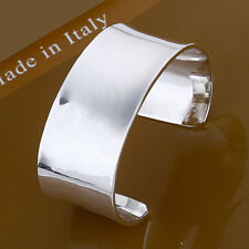 Wholesale Price 925Sterling Silver 1837 Very Large Men Bangle Cuff Bracelet B042