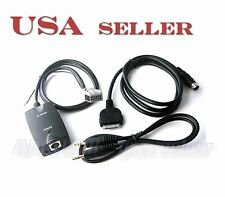 iPod iPhone MP3 Player to Select 2007&Up VW Tiguan Audi A3 Audio/Charge Adapter