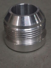 -20 #20 AN Aluminum Weld On Bung Fitting Nut