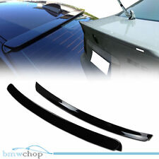 Painted BMW E46 4D Saloon A Type Roof & Boot Trunk Spoiler Wing