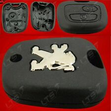 PEUGEOT 107 207 307 407 106 206 306 406  2-Button Remote Key Housing Case Cover