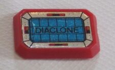 Takara Diaclone Pre Transformers CAR ROBO LICENSE PLATE w/ Decal VHTF Prerub G1