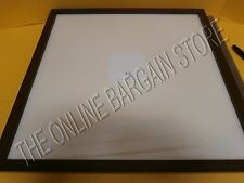 "Pottery Barn Wood Gallery Oversized Picture Photo Frame 18"" Espresso Wedding"