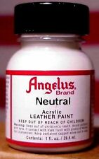 ANGELUS Neutral Acrylic Leather Paint Dye 1 oz/29.5 ML US MADE Shoes Sneakers #4