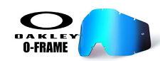 Goggle Shop MX Motocross lens for Oakley 2000 - Mirror Blue