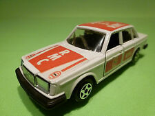 NOREV  VOLVO 264 DL - RMC RMC - 1:43 - RARE SELTEN - VERY GOOD CONDITION