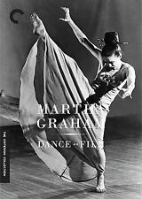 Martha Graham Dance on Film (The Criteri DVD