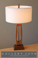 FAB! MID CENTURY DANISH MODERN SCULPTURAL LAMP 50's Eames Vtg Laurel Lighting
