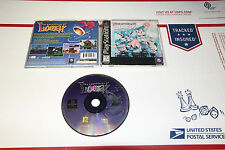 The Adventures of Lomax PlayStation PS1 PS2 PS3 COMPLETE VERY RARE!