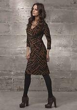 DRESSES UNLIMITED Etuikleid 34 NEU UVP99€ Jersey Grafik Print apart 880051 883