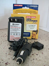 Synergy Digital Mini Charger Kit for Canon NB3L