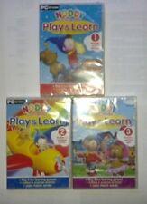 3 X Noddy y amigos pc-cdroms Nuevo Y Sellado