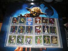 Star Wars Sammelmappe Serie 1 169 Karten aus 190