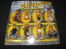 MIJOS HOMIES SERIES 3 CHICO CHORILLO CHICA ENRIQUE SPIKE PERRODO FIGURE NEW