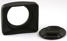 Square Rectangular Lens Hood for Professional Broadcast Lenses 82mm filter size