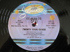 "12"" ~ 911 ~ TWENTY FOUR/SEVEN 1986) ELECTRO FREESTYLE HIP HOP ~ PRETTY TONY"