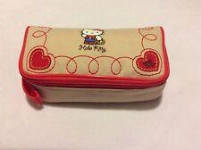 Sanrio Hello Kitty Cosmetic Bag / Pencil Case / Multipurpose Pouch