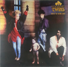Thompson Twins Here's To The Future Days 12 Zoll LP  K72 washed - cleaned