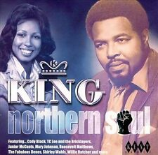 Various Artists-King Northern Soul CD NEW