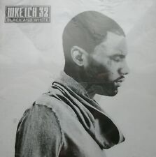 Wretch 32 - Black and White  (CD) . FREE UK P+P ...............................