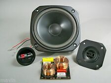"8 Ohm  6 1/2"" Speaker 2 Way Kit 125 Watts Cerwin Vega"