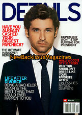Details 2/07,Patrick Dempsey,February 2007,NEW