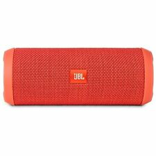 JBL Flip 3 Splashproof Portable Bluetooth Speaker (Orange)