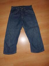 Jean coutures tournantes Levi's 843 Bleu Taille 38 (32 / 28)  à  -72%*