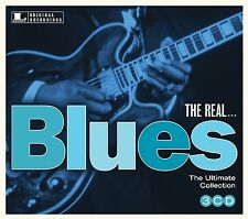 THE REAL...BLUES COLLECTION 3 CD NEW+