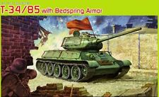 1/35 Soviet Russian T-34/85 UTZ Model (Berlin 1945) ~ Premium Ed. ~ Dragon #6266