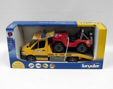 Bruder Toys Mercedes Benz Sprinter Wrecker Car Truck