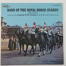 BAND OF THE ROYAL HORSE GUARDS THE BLUES (LP)