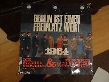 Berlin ist einen Freiplatz wert 1964 Stachelschweine Lach-und Schiessgesellschaf