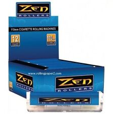 New! ZEN 110mm Cigarette Rolling Machine Roller for King Size Papers RYO Tobacco