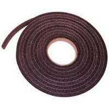 """NEW FROST KING L347 FOAM WEATHER STRIPPING TAPE ADHESIVE 1/2"""" X 3/8"""" 17' 2881878"""