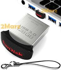 SanDisk Ultra Fit CZ43 128GB 128G USB 3.0 Flash Drive Disk Cruzer Car Nano Tiny