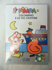 PIMPA COLOMBINO E LO ZIO GASTONE Film Video CD Cartoni Animati