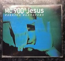 MC 900 FT JESUS Falling Elevators CD 4 Trk @@LOOK@@